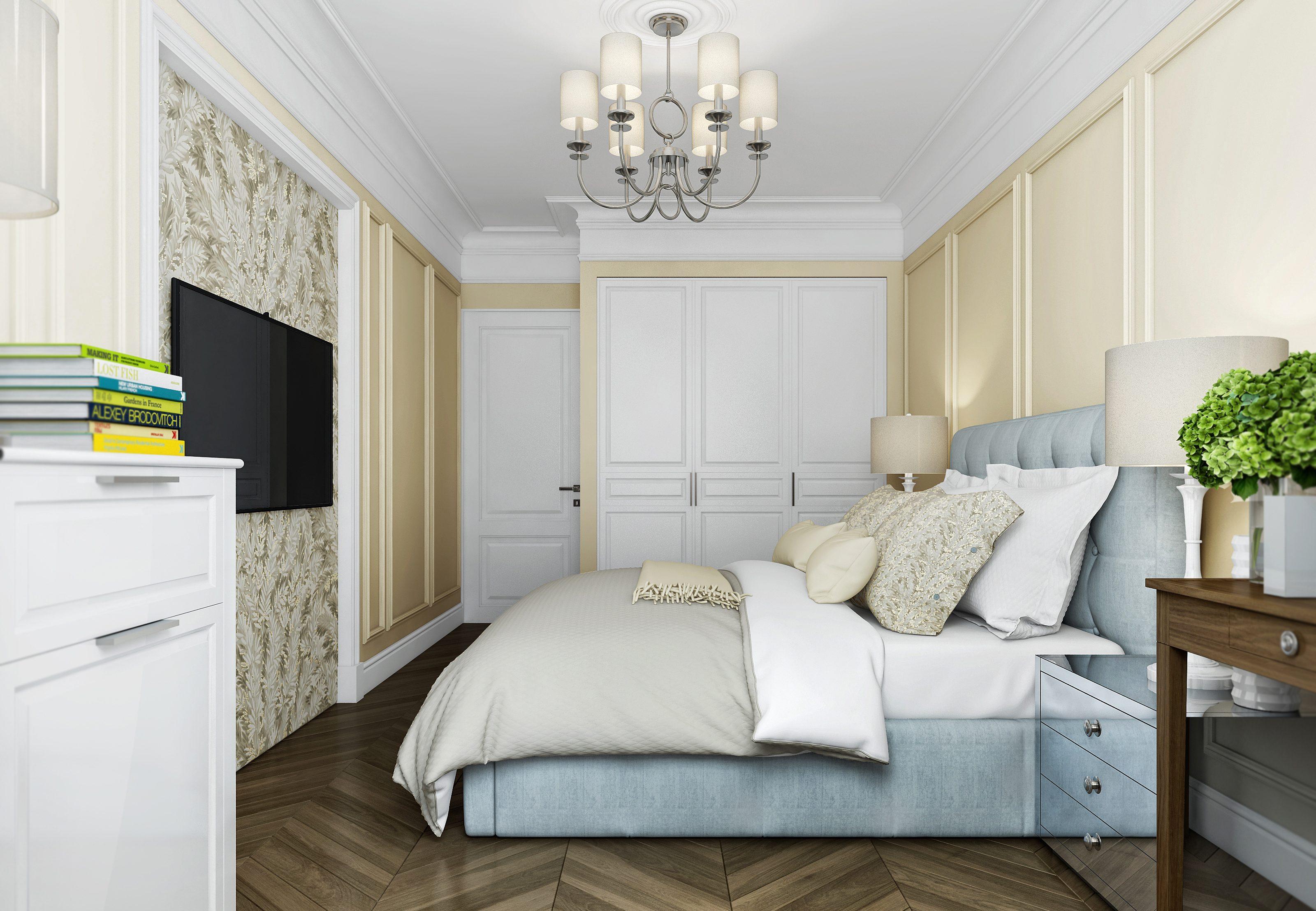 Как выбрать цвет для спальни?