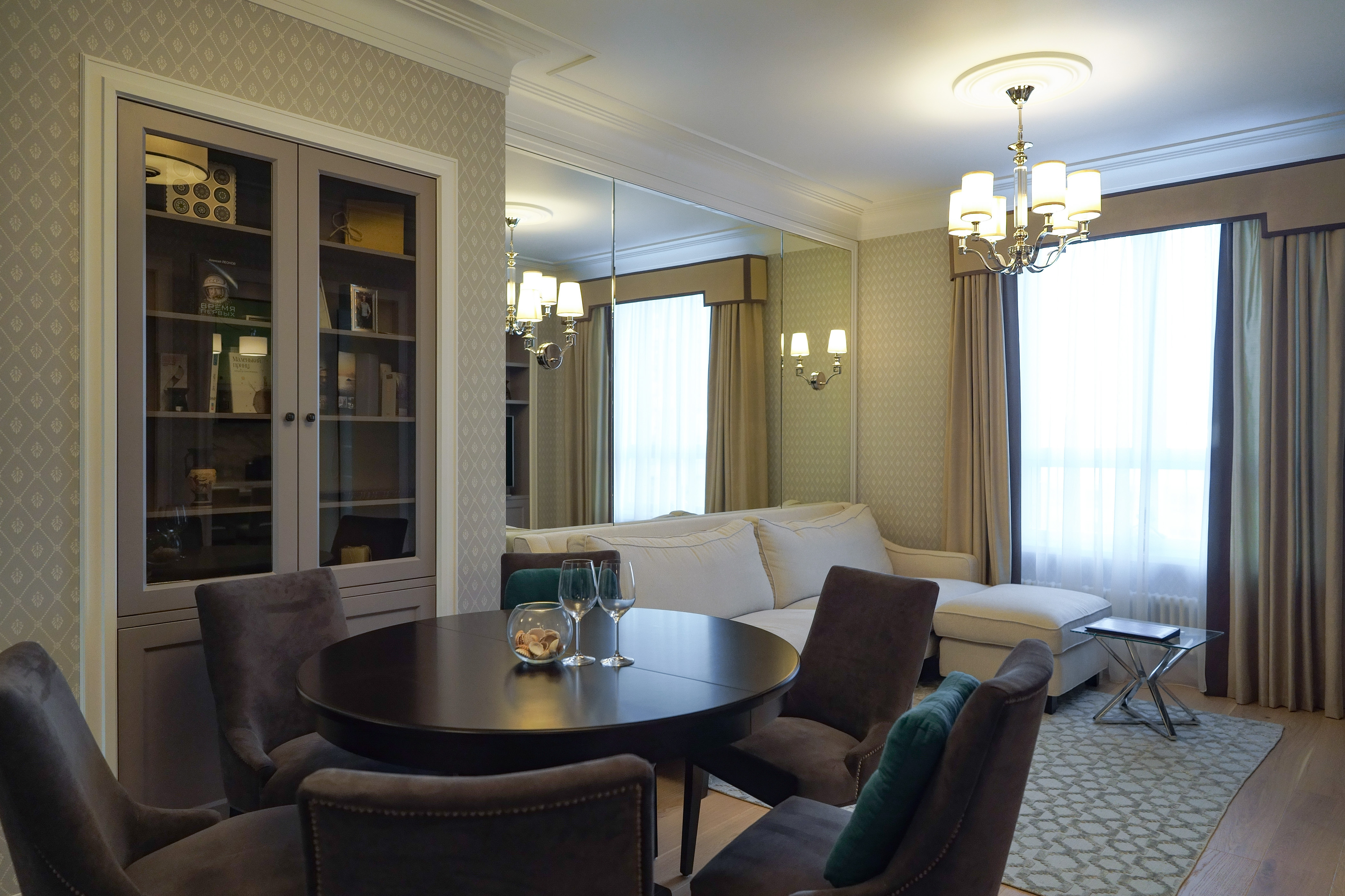 Отзыв клиента о дизайн-проекте квартиры ЖК Ботанический лайф 100м2