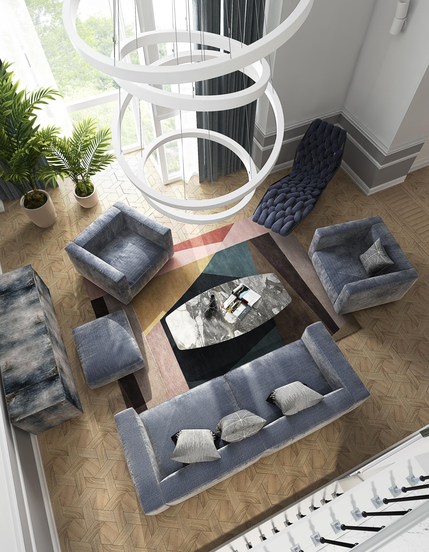 Как распорядиться пространством большой квартиры?