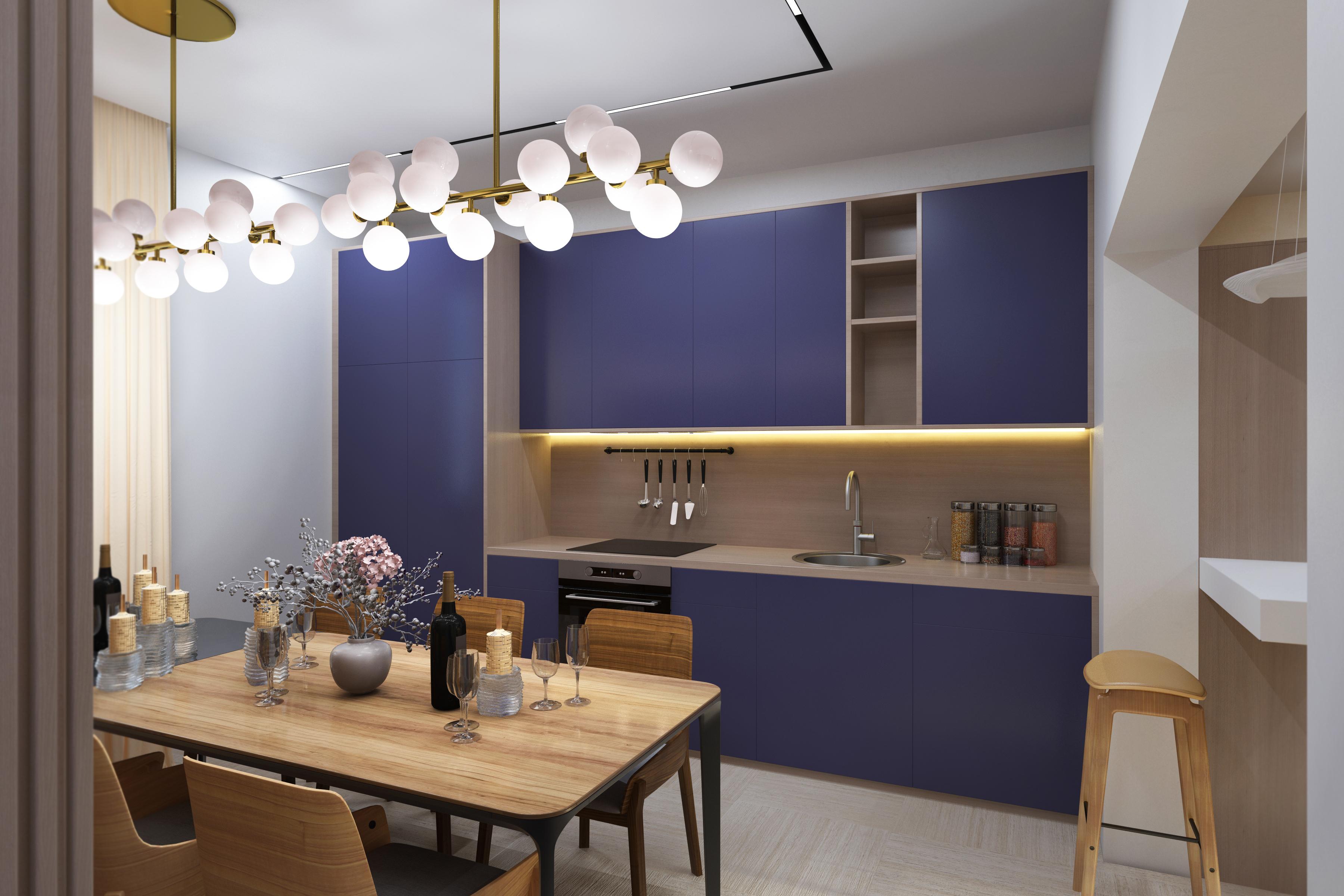 5 новых трендов в дизайне кухни