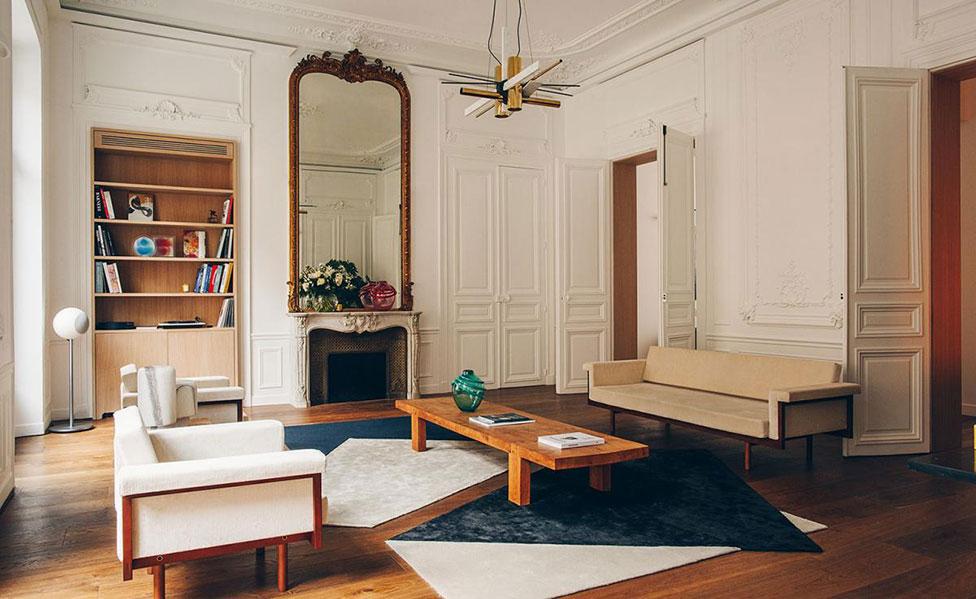 Галерея Maison Dentsu в Париже.