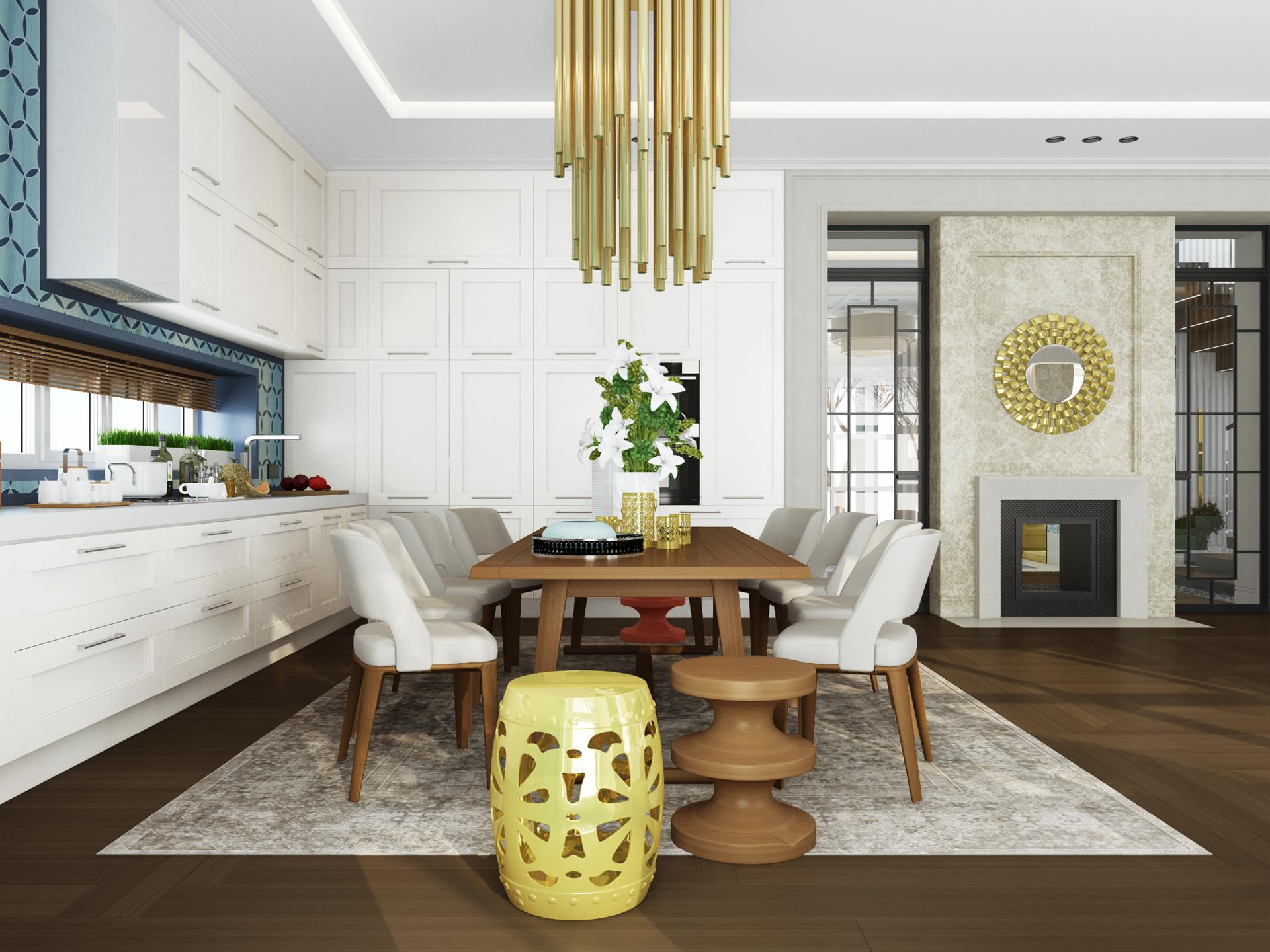 Как сделать квартиру неидеальной?